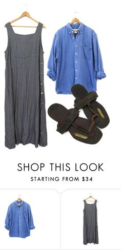 """Layer me"" by dirtybirdiesvintage ❤ liked on Polyvore featuring women's clothing, women, female, woman, misses and juniors"