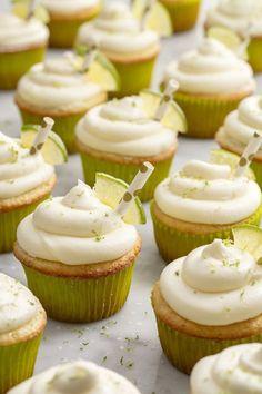 Baking Margarita Cupcakes Video — Margarita Cupcakes Recipe How To Video