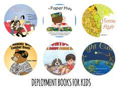 Deployment Books for Kids | Lifetime Moms