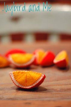 mandarinenstücke