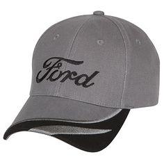 726422cf3d6 Modern cap achieves an aerodynamic profile through a cut-away bi-level bill  with