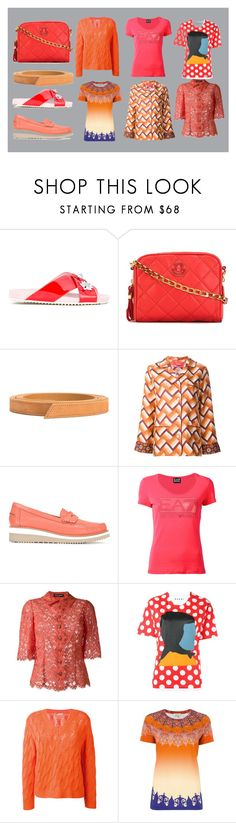 """tops casual wear dress"" by monica022 ❤ liked on Polyvore featuring Fendi, Moncler, EGREY, F.R.S For Restless Sleepers, Santoni, EA7 Emporio Armani, Dolce&Gabbana, Marni, Cruciani and Etro"
