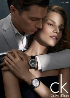 Calvin Klein - Calvin Klein Watches & Jewelry S/S 13