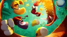 Xbox 360, Playstation, Rayman Legends, Legend Games, Make Your Mark, Wii U, Hd Wallpaper, Wallpapers, Disney Characters
