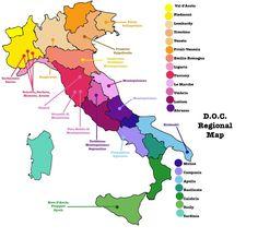 Italia junto a España y Francia, es uno de los tres principales países productores de vino del mundo. El cultivo de la vid, nos lleva desde un extremo al otro del país recorriendo 20 regiones vinícolas.