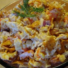 Paula Deen Frito And Corn Salad Recipe: Y'all Gotta Try This – So Easy And Oh So Yummy