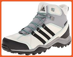 adidas Outdoor Women's Ch Winterhiker II Cp Snow Boot, Chalk White/Black/ Vivid