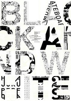 Karen Longs posted Tokyo Graphic Poster Exhibition Masayoshi Kodaira [BLACK AND WHITE] to their -design concepts/ideas- postboard via the Juxtapost bookmarklet. Cool Typography, Typography Letters, Graphic Design Typography, Graphic Design Illustration, Japanese Typography, Graphic Prints, Design Art, Print Design, Logo Design