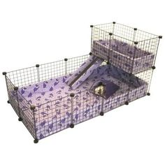 Wondering how to keep your guinea pig fleece bedding cage clean and fr – Wheeky Pets - We love our customers and their pets! Indoor Guinea Pig Cage, Guinea Pig House, Indoor Rabbit, Pet Guinea Pigs, Guinea Pig Care, Hamsters, Rodents, Hedgehog Cage, Bunny Cages