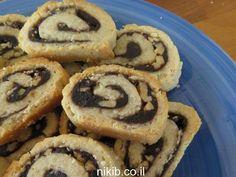 רולדות תמרים, חלום של עוגיות, רכות פריכות הבצק בכלל מעולה, באמת הגיע הזמן להתפנק עוגיות טובות ליד הקפה. העוגיות מושלמות! הכי טעימות שיש - ניקי