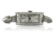 Ladies Vintage Cyma Watch sold at Francis Jewellers in Victoria BC