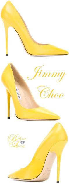 Brilliant Luxury by Emmy DE ♦ Jimmy Choo 'Anouk' pumps