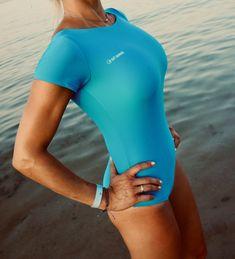Himmelblau, Wetsuit, Surfing, Swimwear, Fashion, Scuba Wetsuit, Bathing Suits, Moda, Swimsuits