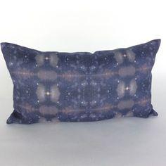 Tie Dye Pillow - LONG - MIDNIGHT @Glass House - Salt Lake City County, UT