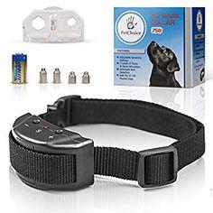 BARK DOCTOR ANTIBARK Collar MINI Sensitive TOY XXS-S CHIHUAHUAS USB RECHARGEABLE