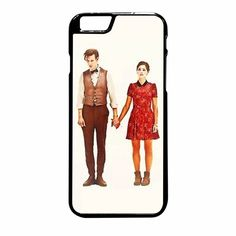 Matt Smith and Clara iPhone 6 Case