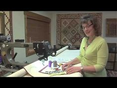 Award-winning Gammill quilting artist, Linda Thielfoldt, gives you tips for keeping your machine happy and healthy.