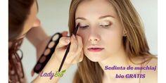 Vrei un machiaj gratuit si o sedinta foto, trimite un email pe info @ladybio.ro si programeaza-te la o sedinta de make-up gratuit la Lady BIO*!