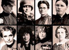 VELIKE SRPSKE RATNICE: Hrabre ratnice koje su se borile u Prvom svetskom ratu