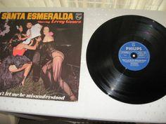 Santa Esmeralda - Don t Let Me Be Misunderstood GER 1977 Lp vg++