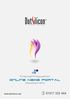 Online News Portal Development by Dotsilicon Limited via slideshare