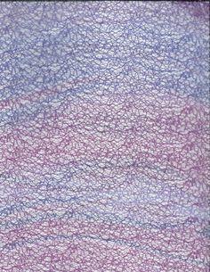 All That Glitters Fabric- Ombre Glitter Mesh Purple, , hi-res