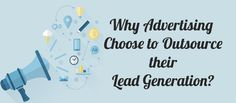 These are what outsourced lead generation offers and why advertising has made the crucial steps in hiring third party marketing companies. Advertising, Ads, Third Party, Lead Generation, Marketing Companies, Get Started, Management, How To Get, Messages
