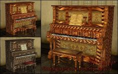Unusual Piano Designs