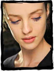 Eye Makeup Trends for Fall 2012