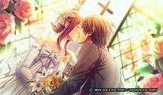 Heroine x Kent Amnesia Otome Game, Amnesia Anime, Video Game Anime, Video Game Art, Anime Chibi, Manga Anime, Amnesia Memories, Drama Games, Fandom