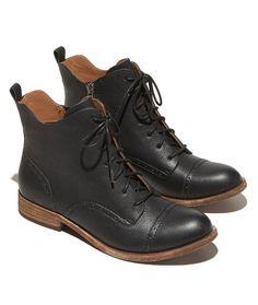 Kork-Ease Yoni Lace-Up Boots | L.L. Bean