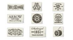 Arrow Europe Branding by Glenn Wolk, via Behance