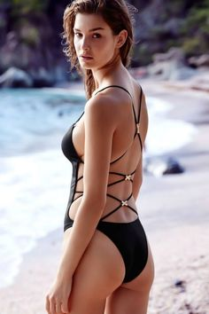 """envibe: """"• Ophelie Guillermand For Victoria's Secret Swim • Brought to you by ENVIBE.CO"""""""