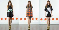 Lookbook | Lisa Perry´s Pop Art Couture