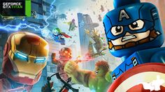 Lego Marvel's Avengers PC Gameplay (MAX Settings)