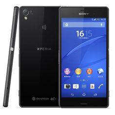 Refurbished Original Sony Xperia Z3 16GB Mobile Phone(Black)