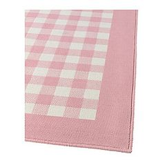 Kendra red area rug for Ikea pink rug