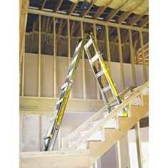 """Sears is offering Cosco® World's Greatest 5-in-1 Multi-Use 17' Reach Ladder System for $119.99, that's 50% off its $239.99 regular price.  This aluminum construction ladder can be convert without tools to: 7-positions as step ladder, 8-positions as extension ladder (fully extended: 14' 10¾"""" h.), 6-position as stairway ladder, 3-heights as scaffold (floor platform not included), 3-heights as wall ladder  http://www.pricebeater.ca/pm?urlhash=43468a1d3873ee554064b664aed39743"""