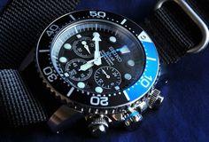 Seiko SSC017 Dive Watch