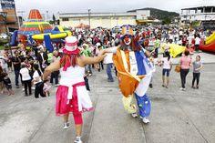 Felizcidade - evento comemorativo ao dia das crianças.