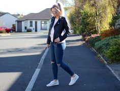 Styling Adidas Gazelle OG Trainers | Couture Girl