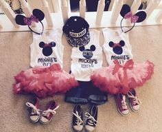 Outfits for Disney World