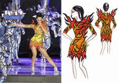 Os Looks e o Show de Katy Perry no Super Bowl    por Shely Alencar | Shely Bianchi       - http://modatrade.com.br/os-looks-e-o-show-de-katy-perry-no-super-bowl