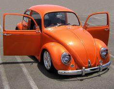 VW Beetle.......