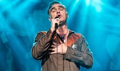 Morrissey: a non-vegan menu at Live Earth 2015 would be 'greenwashing'