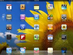 Reflections from an Elementary School Principal: Using the iPad to Increase my Productivity