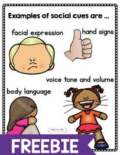 Preschool Social Skills, Social Skills Autism, Social Skills For Kids, Kindergarten Lessons, Social Emotional Learning, Free Preschool, Preschool Director, Homeschool Kindergarten, Elementary School Counseling