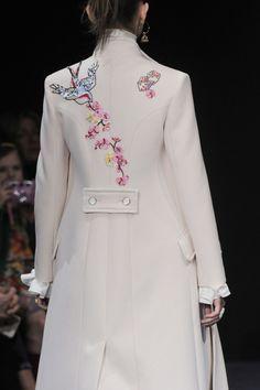 Details at Temperley London - London Fashion Week - Fall 2016