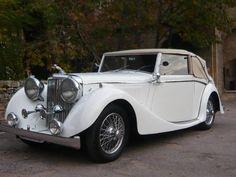 1947 Jaguar MK IV ✏✏✏✏✏✏✏✏✏✏✏✏✏✏✏✏ IDEE CADEAU / CUTE GIFT IDEA  ☞ http://gabyfeeriefr.tumblr.com/archive ✏✏✏✏✏✏✏✏✏✏✏✏✏✏✏✏