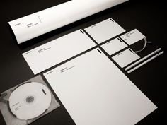 ROBERT GELLER, Branding by STUDIO NEWWORK , via Behance